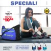 workout duffel