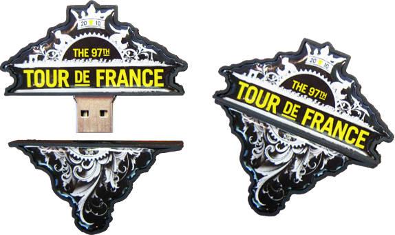 Tour de France Flash Drive